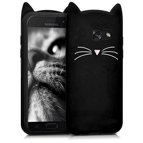 kwmobile Samsung Galaxy A5 (2017) Hülle - Handyhülle für Samsung Galaxy A5 (2017) - Handy Case Cover Silikon Schutzhülle