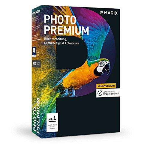 2017 Das Premiumpaket für Bildbearbeitung und Fotoshows ()