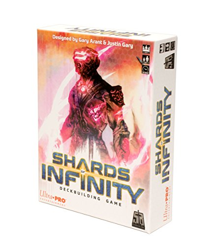 Ultra Pro upe10133Shards of Infinity: Deck Building Game, Multicolor
