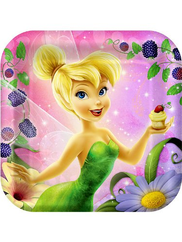 Disney Faires 8 piastra