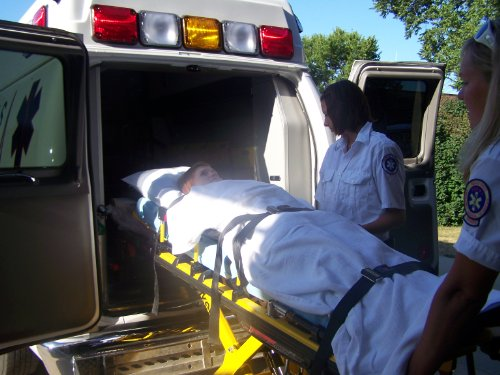 Ambulanz Notfall-Transport Service Start-Up Business-Plan In Deutsch!
