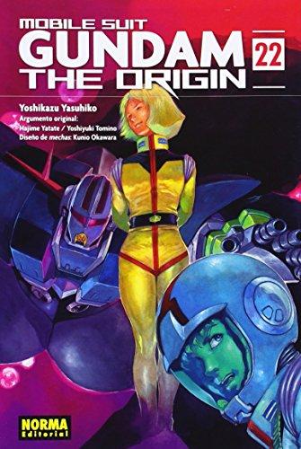 Gundam The origin 22