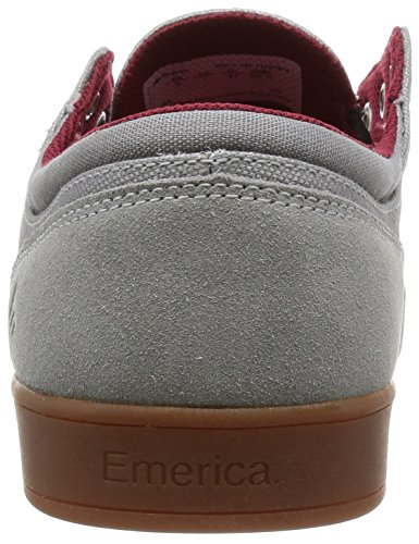 Emerica The Figueroa Black/Yellow/Black GREY/GUM