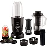 BMS Lifestyle 400-Watt High-Speed Blender Mixer Grinder And Juicer with 3 Jar ( Colour May Vary )