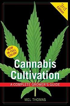 Cannabis Cultivation par [Thomas, Mel]