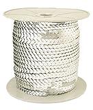 Pailletten Band silber 6mm breit und 91 Meter DIY