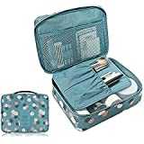 [Sponsored]VDNSI Travel Cosmetic Makeup Toiletry Case Wash Organizer Storage Pouch Toiletry Bag Travel Organizer Toiletry...