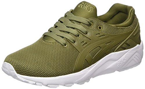 Asics Gel-Kayano Trainer Evo, Baskets Mixte Adulte Vert (Martini Olive/martini Olive)