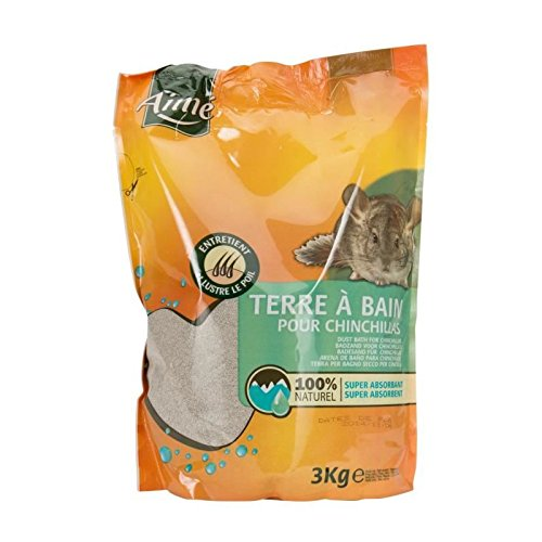 Aime Badesand für Chinchillas, 3 kg
