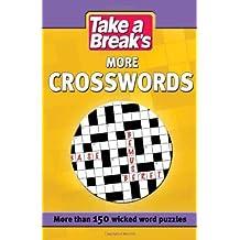 Take a Break: More Crosswords