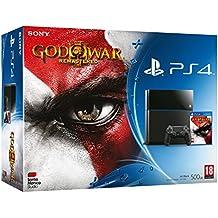 Playstation 4: Console 500Gb B Chassis + God Of War III [Importación Italiana]