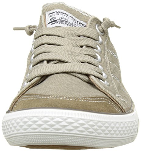 Dockers by Gerli Herren 30st027-790450 Sneakers Braun (Sand 450)