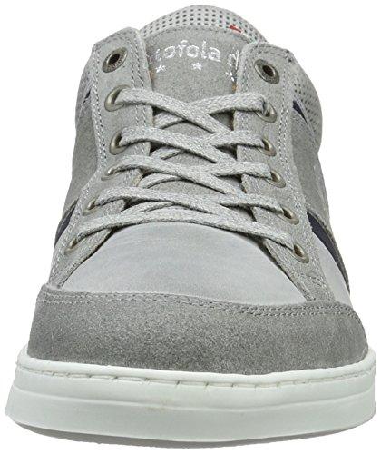 Pantofola dOro Mondovi Uomo Low, Baskets Homme Gris (Gray Violet)