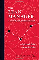 The Lean Manager: A Novel of Lean Transformation