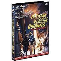 La tierra contra los platillos volantes DVD