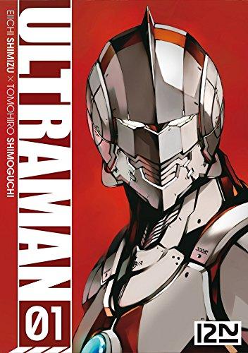 ULTRAMAN - tome 01 (Shonen t. 1) par Eiichi SHIMIZU