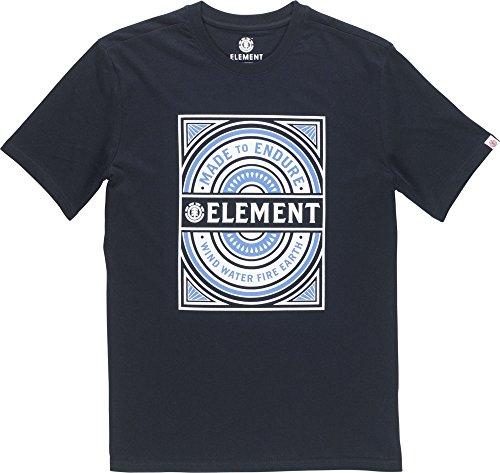 Element Note T-Shirt Black