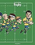 Livre de coloriage Rugby 1