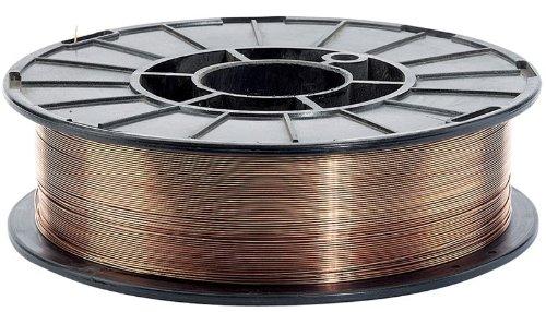 Mild-steel Welding Wire (Draper 77176 Mig-Draht aus Baustahl 5kg, 0,8mm)