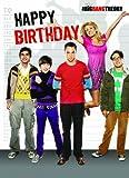 Big Bang BB001 Theory General Birthday