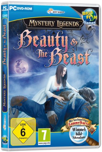 Mystery Legends: Beauty & the Beast