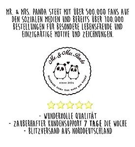 Mr. & Mrs. Panda Tragetasche Hirsch I Love The Woods - Wald, Woods, Hirsch, Tragetasche, Tasche, Beutel, Jutetasche, Bag, Jutebeutel, Einkaufstasche, Motiv, Spruch, Bedruckt, Druck
