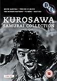 Akira Kurosawa - The Samurai Collection [DVD] [1954]