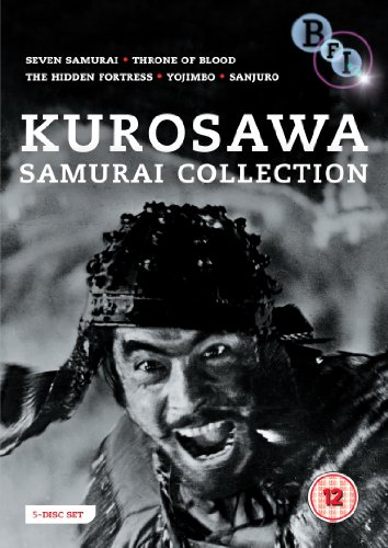 Kurosawa Samurai Collection [5 DVDs] [UK Import]