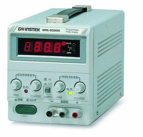GW Instek GPS-3030D Lineares Netzgerät, 1 Ausgang, DC, 90 W Instek Gps