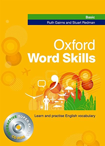 Oxford Word Skills Basic Student's Book and CD-ROM Pack por Ruth Gairns