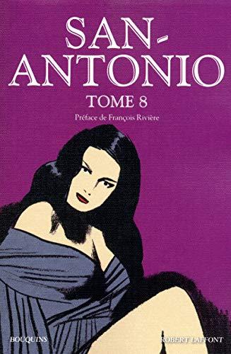 San-Antonio - Tome 8 (08) par Frédéric Dard