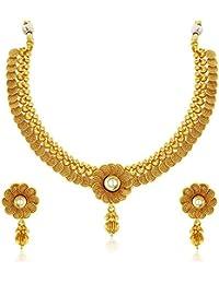 Atasi International Beautiful Designer Jewellery Set For Women