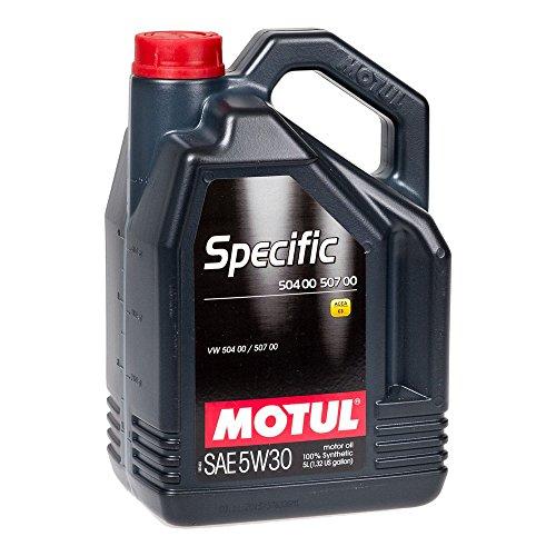 huile-lubrifiante-specifique-specific-vw-50400-50700-5w30-5l