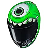 Motorradhelm HJC RPHA 11 WAZOWSKI Monstres Cie, Grun, XS