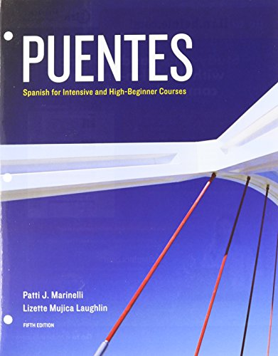 Bundle: Puentes-Looseleaf, 5th + iLrn(TM): Heinle Learning Center 3-Semester Printed Access Card