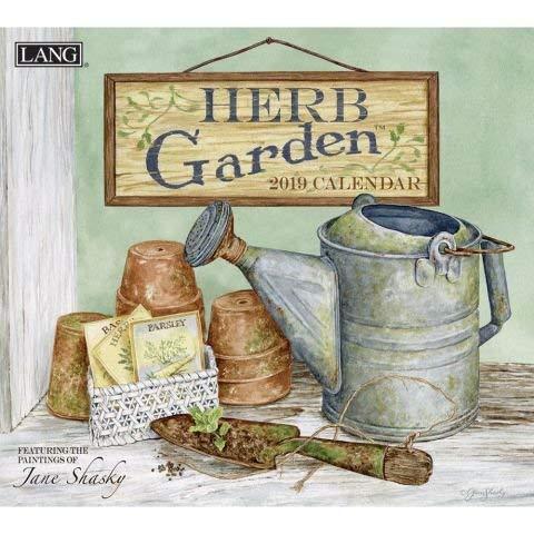 Herb Garden 2019 Calendar: Includes Bonus Download