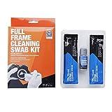 Digital Cameras Best Deals - UES DSLR Digital Camera Full Frame (CCD/CMOS) Sensor Swab DDR-24 Kit (Box of 12 X 24mm Swab + 15ml Sensor Cleaner)