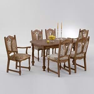 stuhl kent eiche rustikal k che haushalt. Black Bedroom Furniture Sets. Home Design Ideas