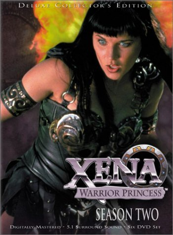 Xena Warrior Princess - Season Two by Lucy Lawless