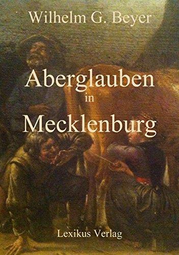 Aberglauben in Mecklenburg [illustriert]