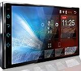 Tristan Auron BT2D7018A Autoradio mit Navi, 7'' Touchscreen Bildschirm, Android 8.1, GPS Navi, Bluetooth Freisprecheinrichtung, Quad Core, MirrorLink, USB/SD, OBD 2, DAB+, 2 DIN