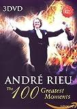 Andre' Rieu - 100 Greatest Moments (3 Dvd) [Edizione: Regno Unito]