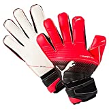 Puma Torwarthandschuhe evoPOWER Grip 1.3 RC, Black/Red Blast White, 8.5, 041262 20