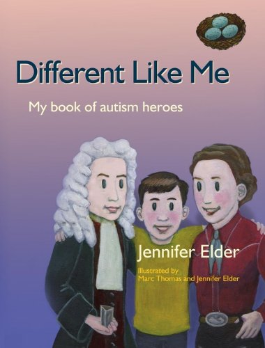 Different Like Me: My Book of Autism Heroes - Popular Autism Related Book
