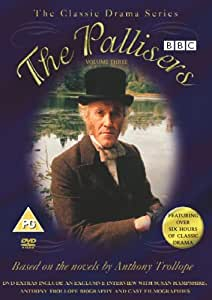 The Pallisers - Vol. 3 - Episodes 14 To 20 [1974] [DVD]