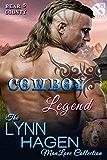 Cowboy Legend [Bear County 5] (Siren Publishing The Lynn Hagen ManLove Collection)