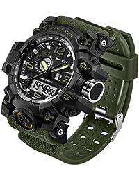 Sanda 0742 Incredible Hulk 0742 Incredible Hulk Watch - For Men
