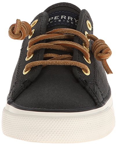 Sperry Top-Sider Seacoast, Baskets Basses Femme Black