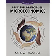 Modern Principles of Microeconomics & LaunchPad (Six Month Access) by Tyler Cowen (2015-07-01)