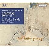 Johann Sebastian Bach: Kantaten BWV 82 / 178 / 102 (Kantaten für das Kirchenjahr Vol. 3)